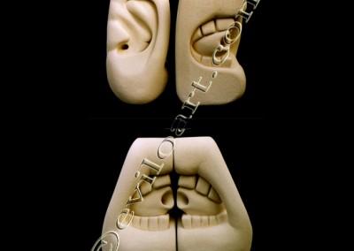 Table Apero Beton cellulaire - Beton cellulaire Acrylique Resine / environ-60cm