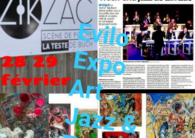 Expo Evilo au Concert